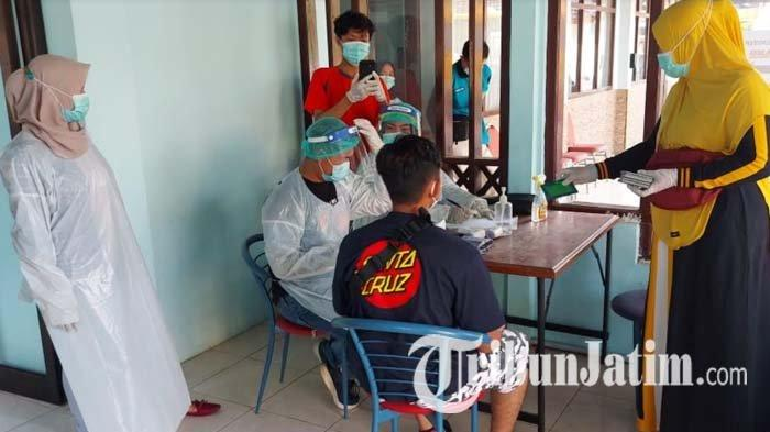 Satu Pekerja Migran Asal Trenggalek Positif Virus Corona, Dipindahkan ke Asrama Covid Pemda