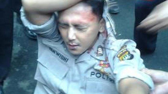 Dua Anggota Polisi Terluka Kena Sabetan Senjata Tajam saat Menangkap Pengedar Sabu