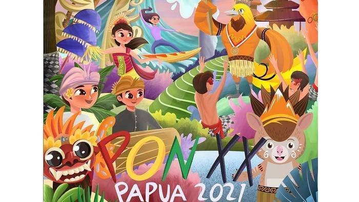 Kumpulan Ucapan Selamat dan Sukseks PON XX Papua 2021, Perhelatan Digelar 2 hingga 15 Oktober 2021