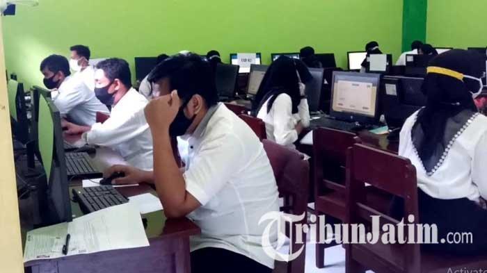 Sedang Laksanakan Ujian PPPK Guru, Tulungagung Masih Kekurangan 1.800 Tenaga Pendidik
