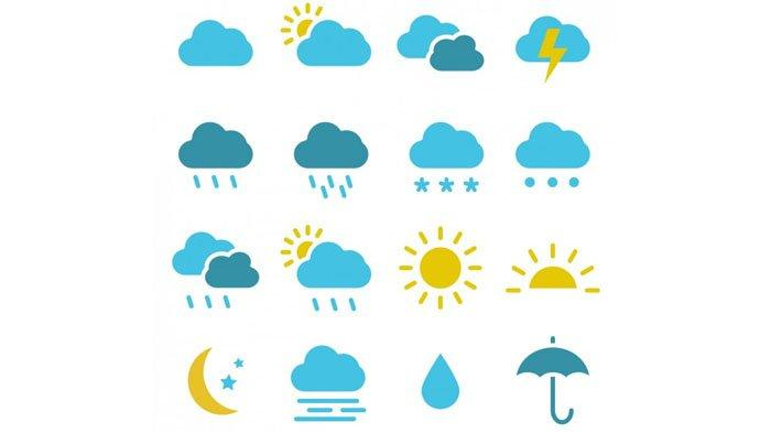 Prakiraan Cuaca BMKG Hari Ini Senin (16/11/2020), Wilayah Surabaya Cerah, Pontianak Hujan Lebat