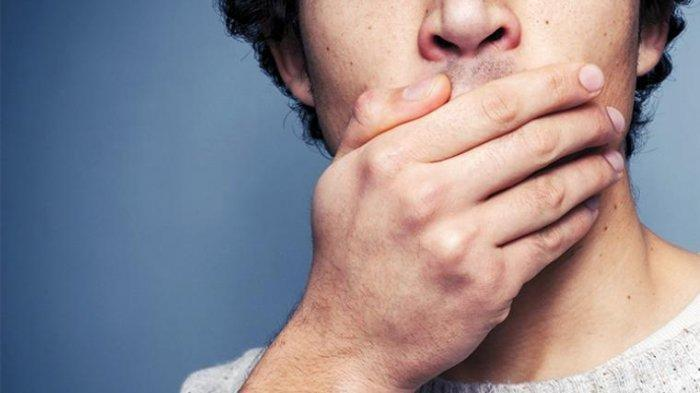 TERBARU Covid-19, Jangan Anggap Remeh Gejala Bercak Lidah-Sariawan, Diawali Demam, Batuk dan Diare