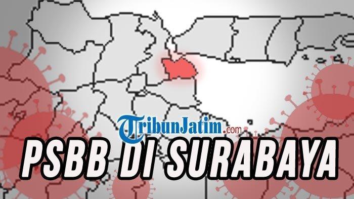 PSBB Surabaya Raya Berakhir Hari ini, Attack Rate Surabaya Lebih Tinggi dari Jakarta, Diperpanjang?