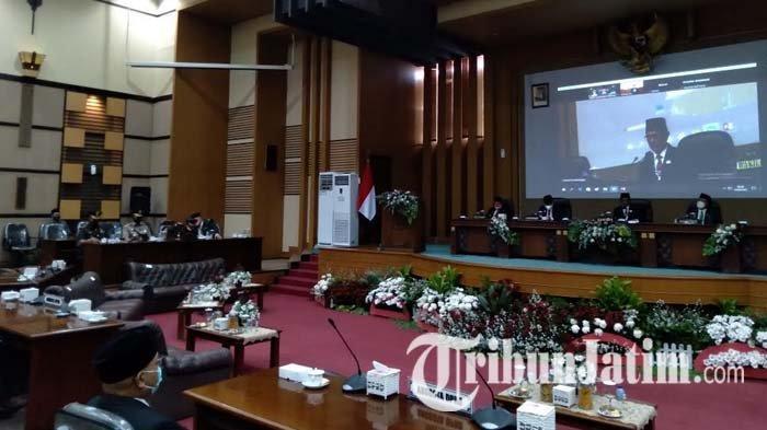 DPRD Kabupaten Malang Siap Jalankan Arahan Presiden Joko Widodo tentang Pemulihan Ekonomi