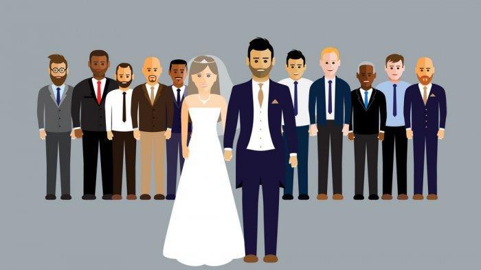 Pesta Pernikahan Berujung Tragedi, Puluhan Tamu Kena Corona, Nasib Pengantin Pilu: Kami Disalahkan