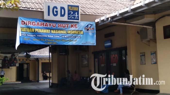 Kondisi Eva Perawat Cantik di Malang yang Dibakar Pria Misterius Mulai Pulih, Dipindah ke Rawat Inap