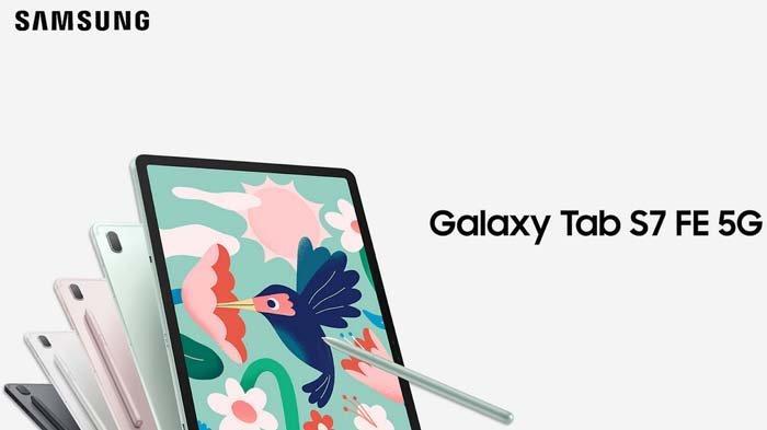 Pembelajaran Jarak Jauh Tetap Menyenangkan dengan Samsung Galaxy Tab S7 FE 5G, Segini Harganya!