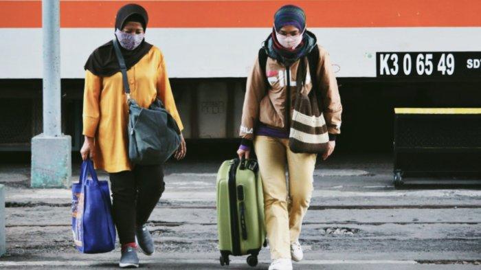 Breaking News - PPKM Darurat, Daop 8 Batalkan 17 Perjalanan KA di Wilayahnya