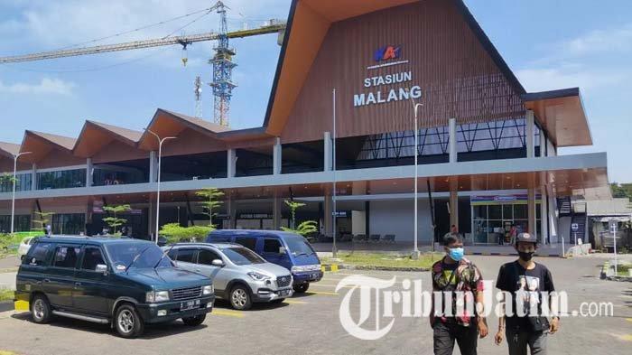 Selama PPKM Darurat, Stasiun Malang Hanya Melayani 3 Perjalanan KA Jarak Jauh, Berikut Daftarnya