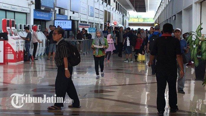 Bandara Halim Perdanakusuma Banjir, 9 Penerbangan Bandara Juanda Dialihkan ke Soekarno Hatta