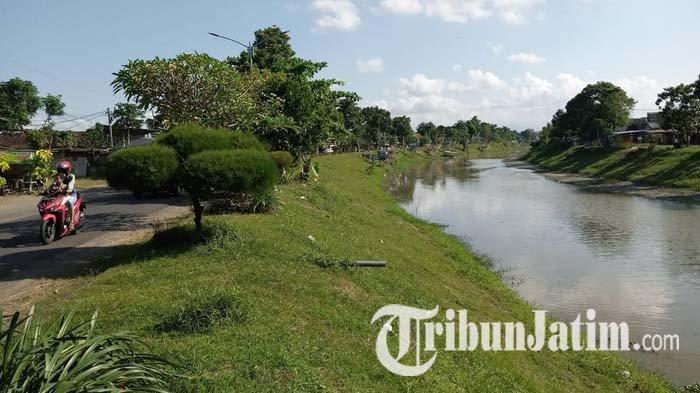 Tambah Daya Tarik, Pemkab Tulungagung Akan Bangun Bendung Gerak di Ngrowo Waterfront