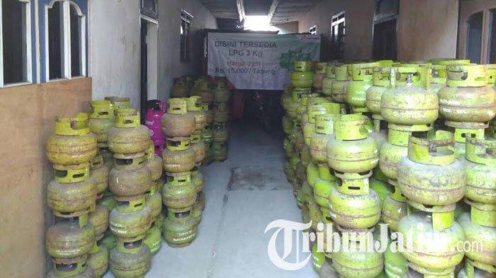 Gas Elpiji 3 Kg Langka di Bondowoso, Warga Terpaksa Beli Lauk untuk Sahur dan Buka Puasa