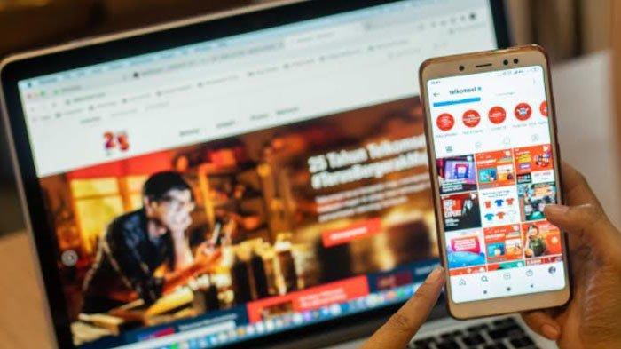 2 Cara Menukarkan Poin Telkomsel Menjadi Pulsa, Kuota Internet dan Saldo LinkAja, Lihat Langkahnya!