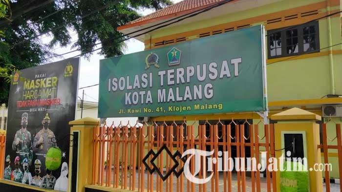 Kasus Covid-19 di Kota Malang Semakin Menurun, Isoter Jalan Kawi Hanya Diisi 10 Pasien