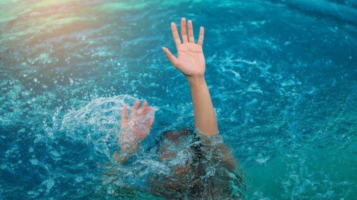 Berenang di Tepian Pantai, Bocah Tenggelam di Pantai Cemara Getem Puger Jember