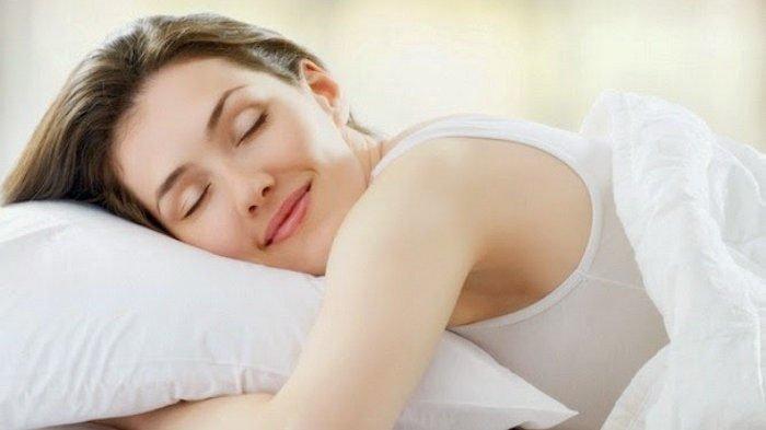 Ilustrasi mimpi menyatakan perasaan saat sedang tidur.