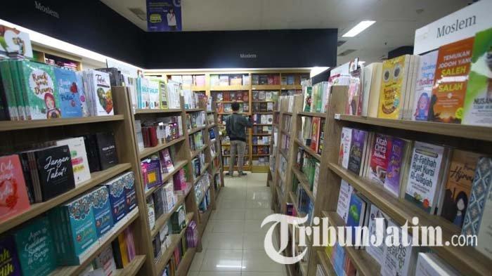 Mal di Kota Malang Diperbolehkan Buka, Gramedia Matos Siapkan Promo Menarik, Yuk Belanja!