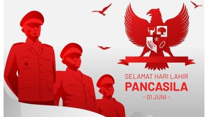 20 Ucapan Selamat Hari Lahir Pancasila 2021 Bahasa Inggris & Indonesia, Cocok untuk Status di Medsos