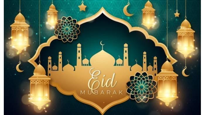 Daftar Ucapan Selamat Idul Fitri 2021 Bahasa Indonesia dan Inggris, Cocok Dibagikan di IG hingga FB