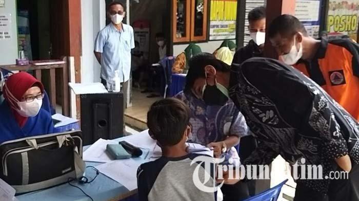 Sambut Hari Anak Nasional, Pemkab Madiun Galakkan Vaksinasi Covid-19 untuk Anak-anak