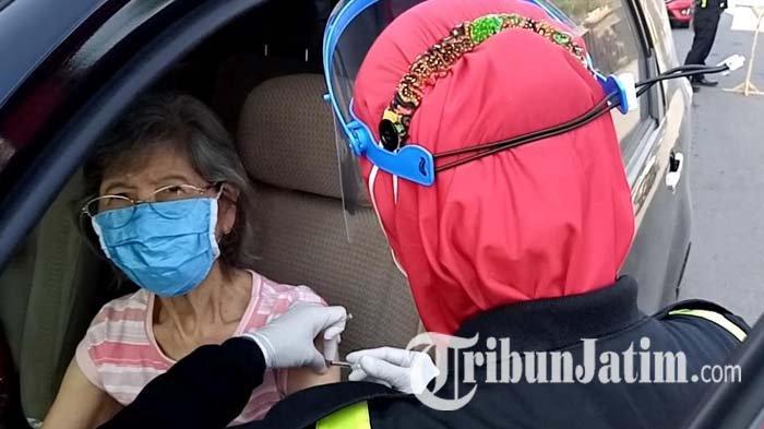 Dinkes Tulungagung Siapkan 1.000 Vaksin Covid-19 untuk Drive Thru di GOR Lembupeteng, Ini Jadwalnya