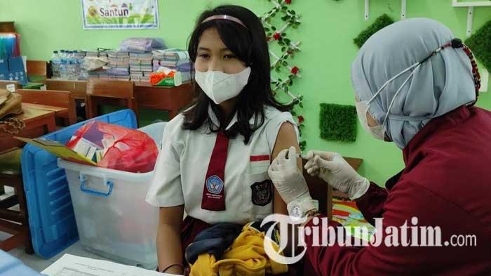 Kota Madiun Mulai PTM, Wali Kota Maidi: Vaksinasi Covid-19 Pelajar Dosis Pertama Tuntas Pekan Depan