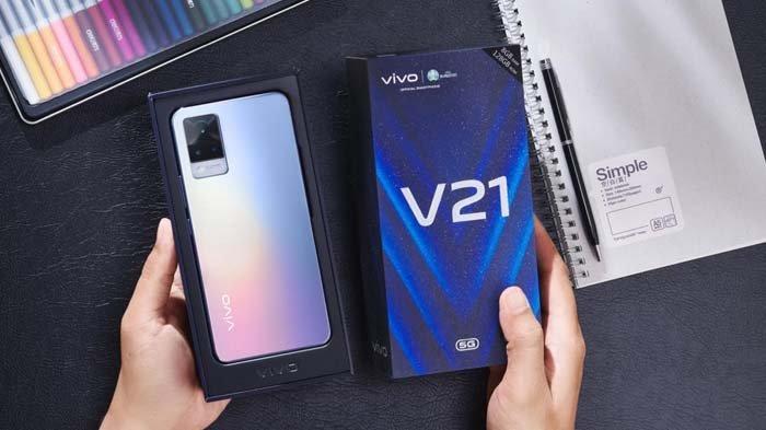 Kehebatan Dual Mode 5G di Vivo V21 5G, Unduh Film 800MB Cukup 10 Detik Saja Hingga Anti Lag