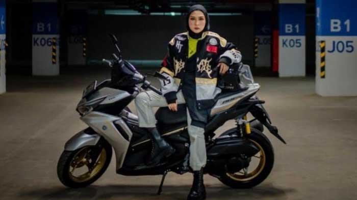 Yamaha All New Aerox 155 Connected, Motor Sport yang Paling Nyaman Buat Cewek