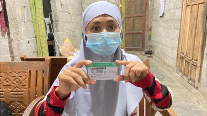 Indah Tulungagung Bersyukur Punya JKN-KIS, Operasi Pengangkatan Penggumpalan Lemak Payudara Gratis