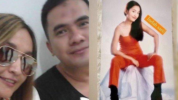 Indah Sari mengaku sebagai pacar Saipul Jamil
