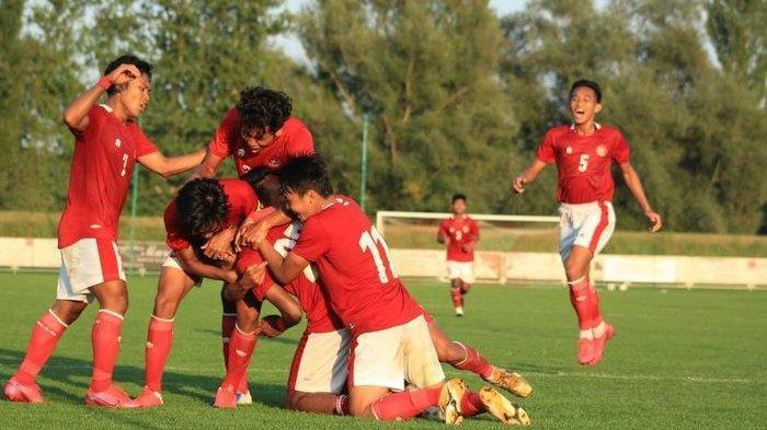 TERPOPULER BOLA: Rapor 10 Laga Timnas Indonesia U-19 di Kroasia hingga Persebaya Liburkan Pemain