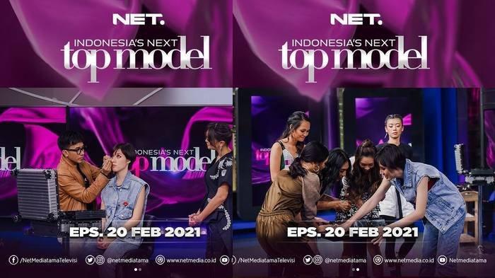 Jadwal Acara TV Hari Ini 20 Februari 2021: Indonesia's Next Top Model di NET TV & Ikatan Cinta RCTI