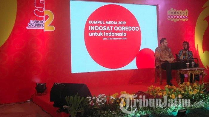 Strategi Indosat Ooredoo Rebut Pelanggan Baru pada 2020