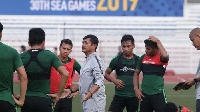 Tanggapan Pelatih Timnas U-23 Indonesia Soal Perkelahian Egy Maulana Vikri dengan Pemain Singapura