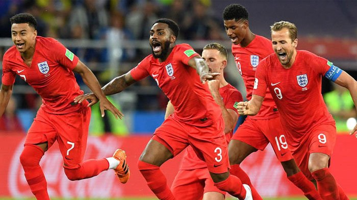 Fakta Ini Bisa Jadi Bukti Inggris yang Akan Jadi Juara Piala Dunia 2018? Simak Sejarahnya!