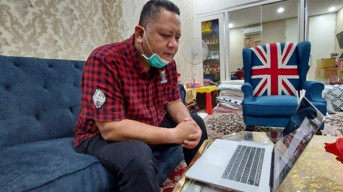 Wawali Whisnu Apresiasi Produk Alat Uji Riset Diagnosa Virus Corona Yang Dilansir Presiden Jokowi