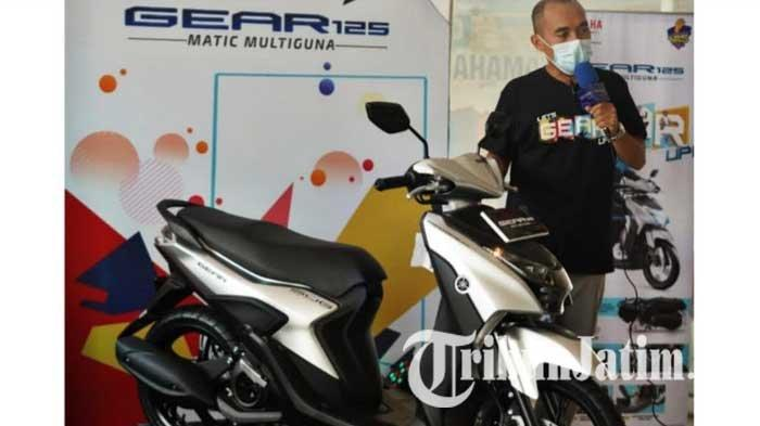 Alasan Yamaha Gear 125 Cocok Buat Milenial, Desain Fresh hingga Bisa Charger Ponsel