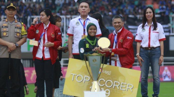 Top Skor Liga 1 Putri 2019 Sempat Dapat Tawaran Main di Timor Leste