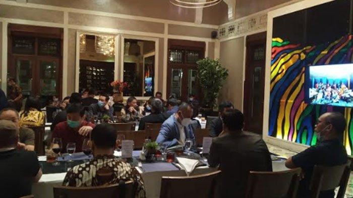 Pebisnis dan Investor Surabaya Bahas Peluang di Tengah Pandemi: Berkembang dengan Managemen Keuangan