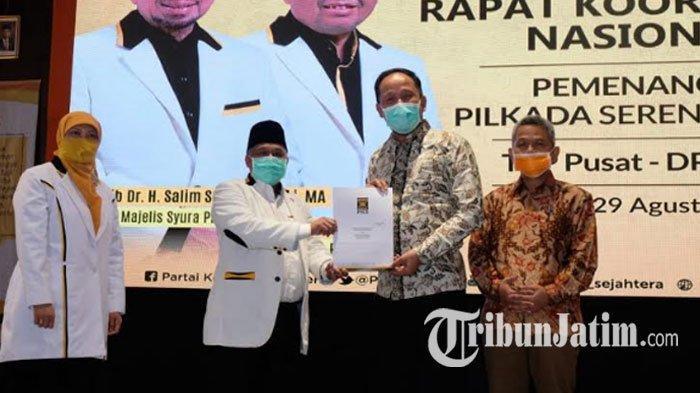 Dampingi Ipong Muchlissoni di Pilkada Ponorogo, Bambang Tri Wahono Ajukan Pensiun Dini