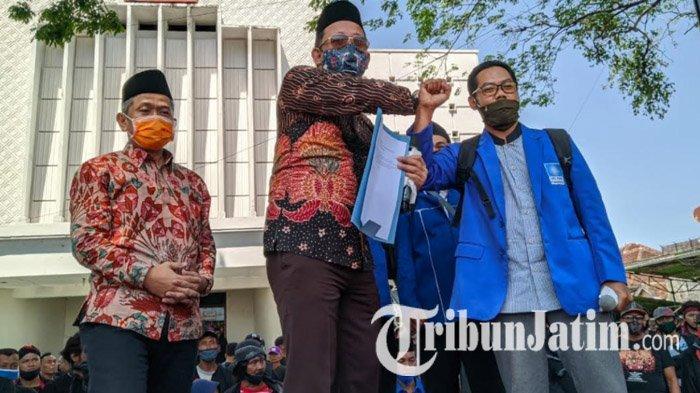 Tak Sesuai Rekomendasi, Eksponen PAN Ponorogo Dukung Ipong Muchlissoni-Bambang Tri Wahono