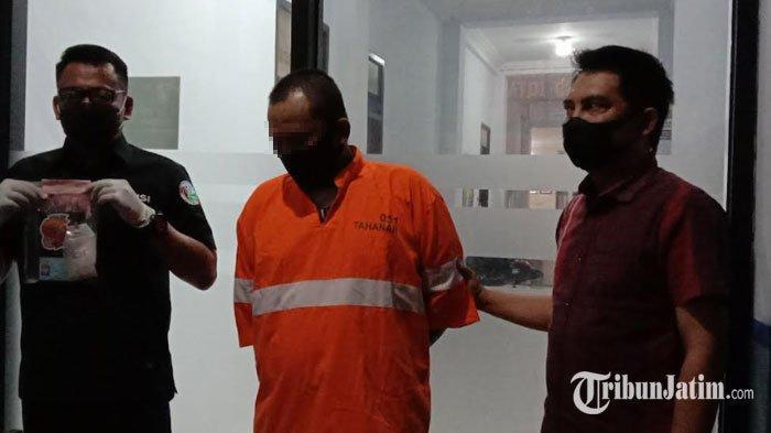 Pria Asal Kota Malang Tergiur Upah Kurir Sabu, Sekali Kirim Dapat Imbalan Rp 2 Juta