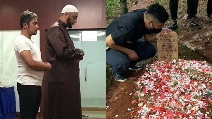 Irfan Hakim Terpana Lihat Jenazah Syekh Ali Jaber, 'Sudah di Depan Mata', Tangis Pecah Katakan Indah