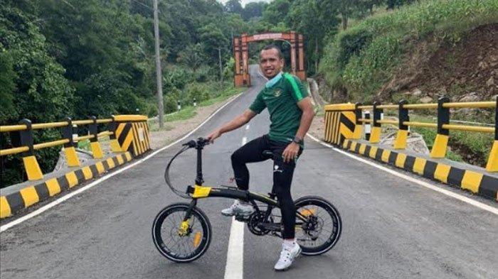 Irfan Jaya Punya Hobi Baru, Ungkap Ingin Sepedaan Naik Bromo Bareng Presiden Persebaya: Pasti Seru!