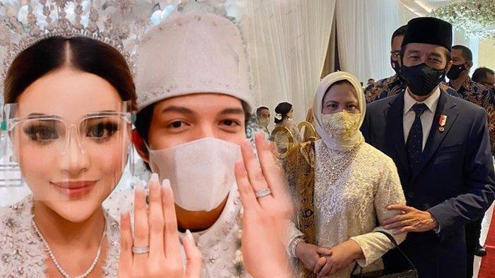 Gaya Anggun Iriana Jokowi Datangi Nikahan Atta Aurel, Pakai Kebaya Dihiasi Mutiara, Lihat Potretnya