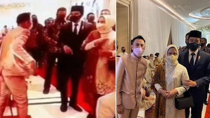 Gerak-gerik Iriana Depan Raffi Ahmad, Lihat Jokowi Sadar Istrinya Ngefans, HP Disoroti: Jujur Banget