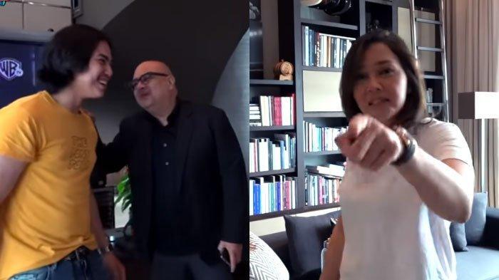 Irwan Mussry Ejek Kado Maia Estianty Buat El Rumi Jadul, Disebut Barang Gratisan: No Banget Deh!
