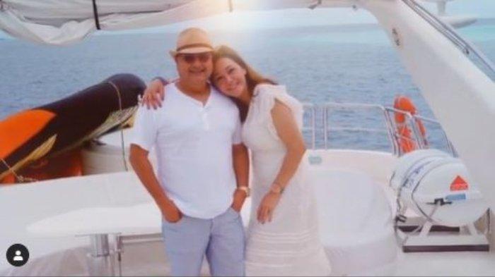 Maia Estianty Girang Diperlakukan Bak Ratu, Spontan Komentari Sikap Irwan Mussry, Ibu El Bahas Fisik