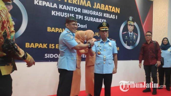 Arab Saudi Cegah Virus Corona dengan Stop Umrah, Begini Tanggapan Nahkoda Baru Imigrasi Surabaya