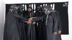 Rilis Sebuah Foto, ISIS Klaim sebagai Dalang di Balik Rangkaian Serangan Bom di Sri Lanka